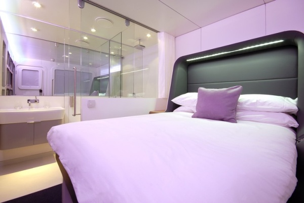 yotel 3 Sleep Utopia: 5 Hip Capsule Hotels from Around the World
