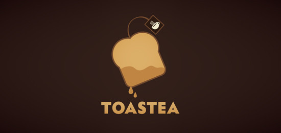 30 Cool Food Logo Design Ideas Clear Designs
