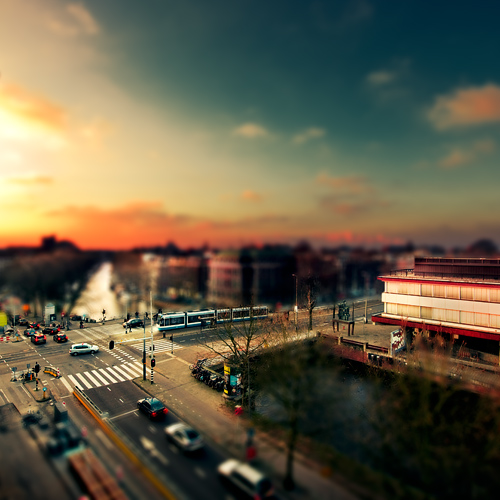 3550825049 db8d68265f o1 40 Wonderful Examples of Tilt Shift Photography