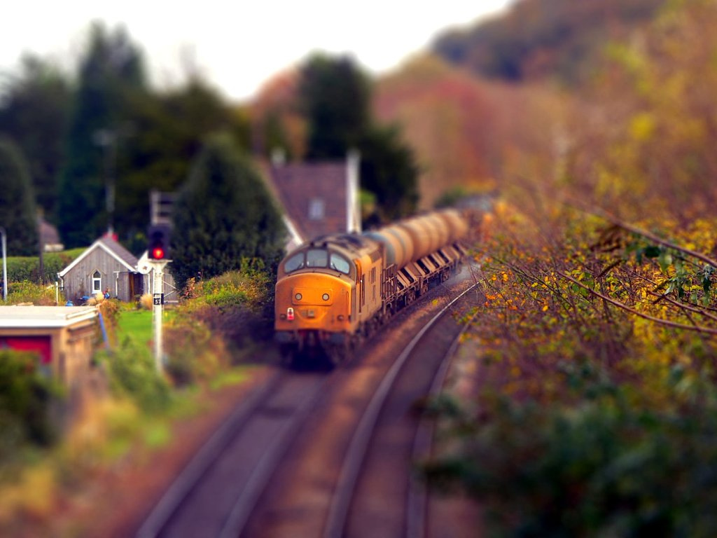6365197447 4813757f7e b1 40 Wonderful Examples of Tilt Shift Photography