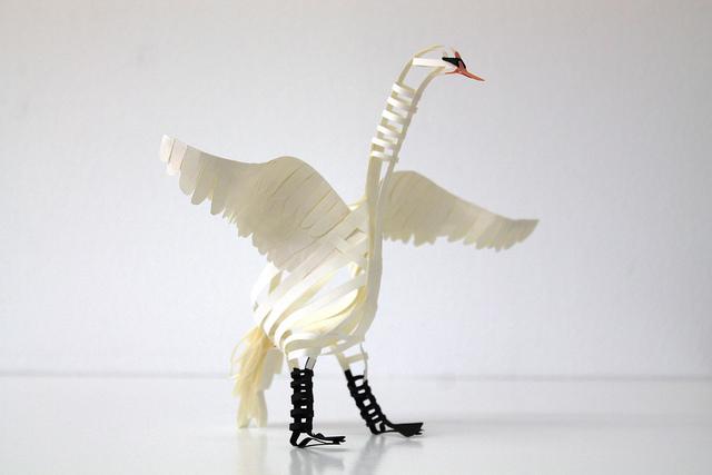 6379654843 969769e4f3 z Paper Birds by Diana Beltran Herrera