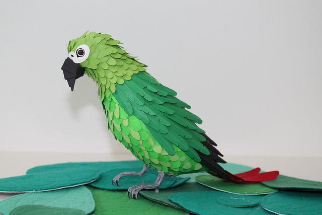 6468328693 c241491e81 z Paper Birds by Diana Beltran Herrera
