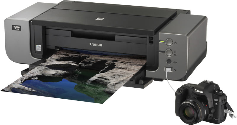 canon pixma pro9000 mkii 8001 Top 3 Photo Printers for Photographers