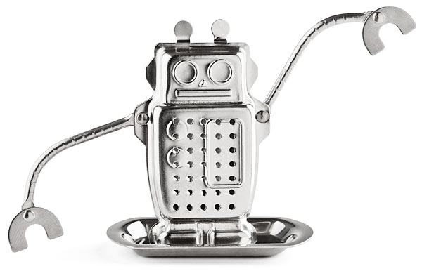 ea57 robot tea infuser1 25 Innovative Home and Kitchen Products That You Can Buy #5