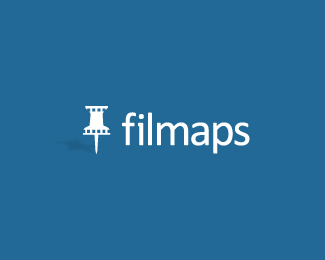 filmaps1 40 Clever Minimal Logo Designs