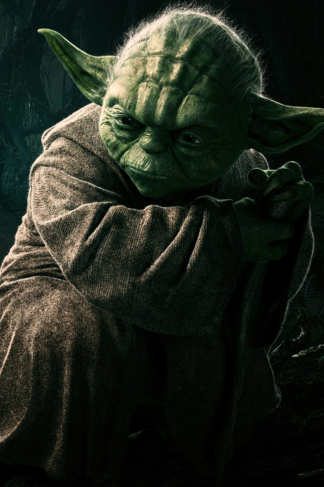master yoda wallpaper 75+ Free Retina Display iPhone Wallpapers