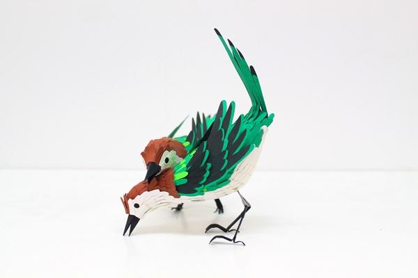 rel2 Paper Birds by Diana Beltran Herrera