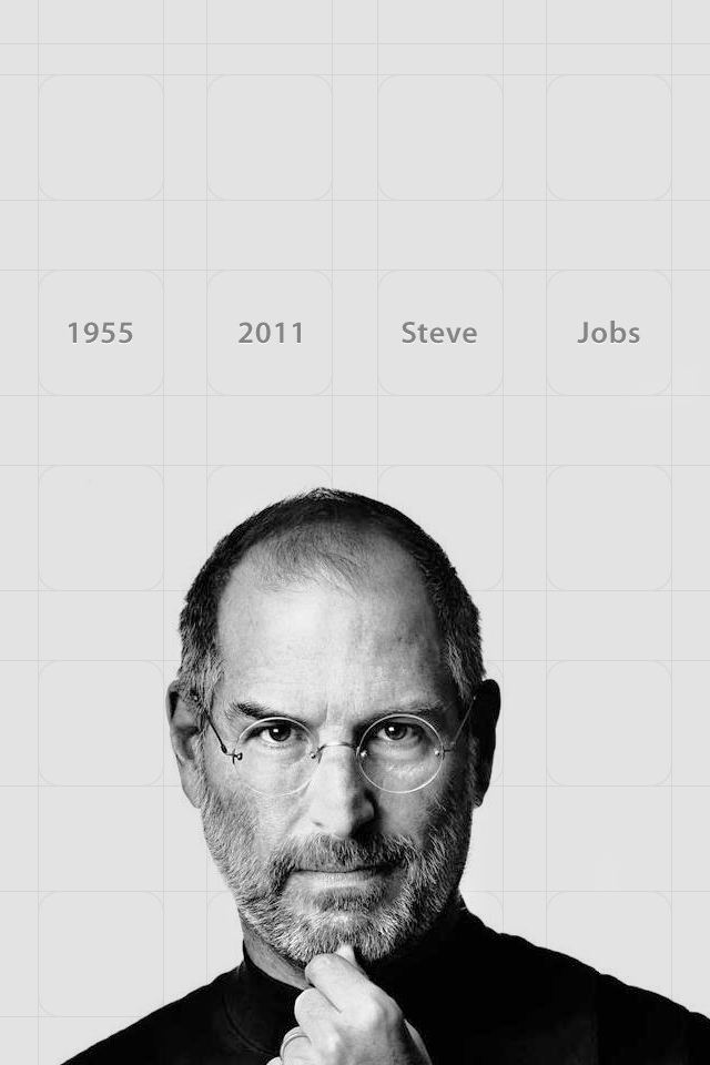 rip steve jobs 01 75+ Free Retina Display iPhone Wallpapers