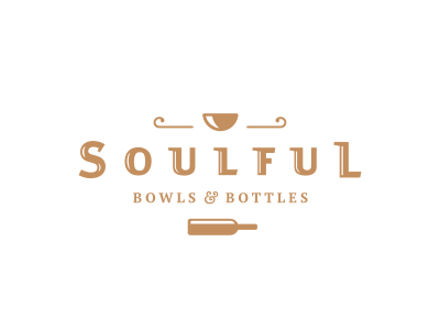 soulful1 30 Cool Food Logo Design Ideas