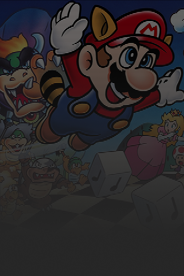super mario bros 3 retina 75+ Free Retina Display iPhone Wallpapers