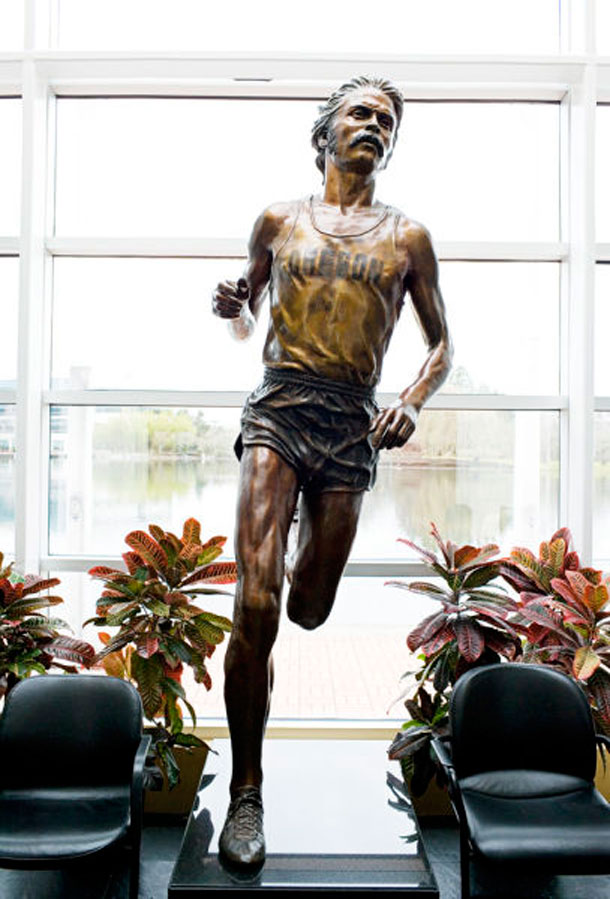 the unreal office of nike ceo mark parker 1 The Phenomenal Office Of The Worlds Most Creative CEO