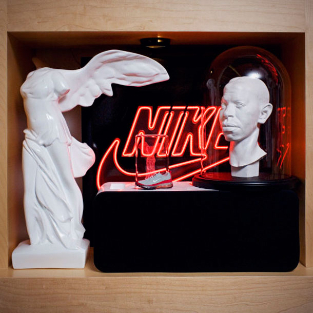 the unreal office of nike ceo mark parker 10 The Phenomenal Office Of The Worlds Most Creative CEO