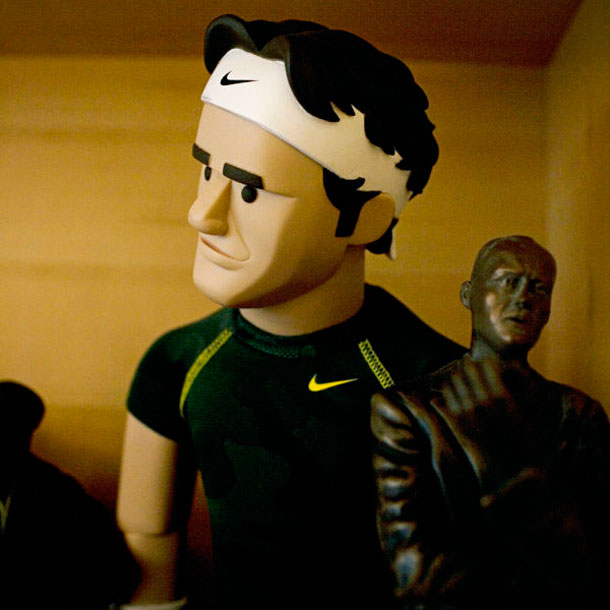 the unreal office of nike ceo mark parker 12 The Phenomenal Office Of The Worlds Most Creative CEO