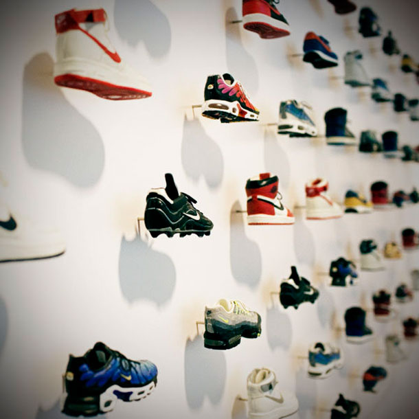 the unreal office of nike ceo mark parker 24 The Phenomenal Office Of The Worlds Most Creative CEO