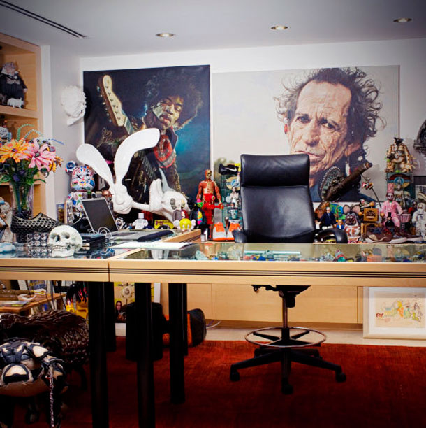 the unreal office of nike ceo mark parker 25 The Phenomenal Office Of The Worlds Most Creative CEO