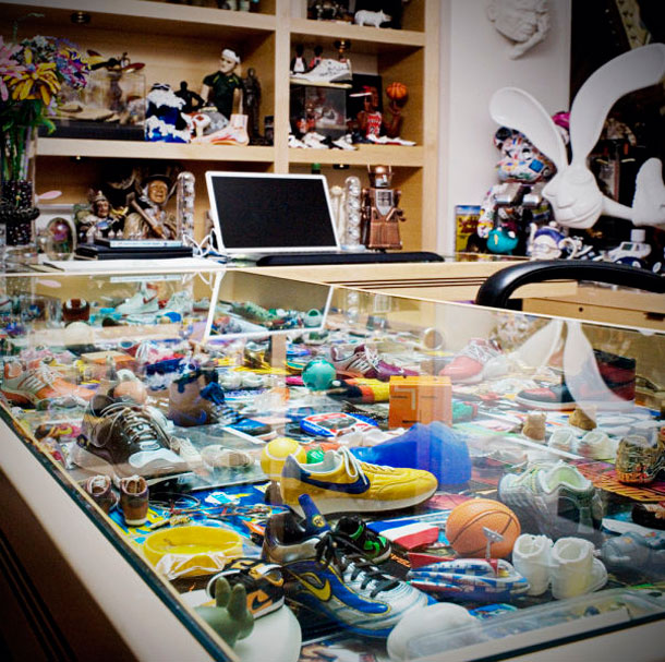 the unreal office of nike ceo mark parker 31 The Phenomenal Office Of The Worlds Most Creative CEO
