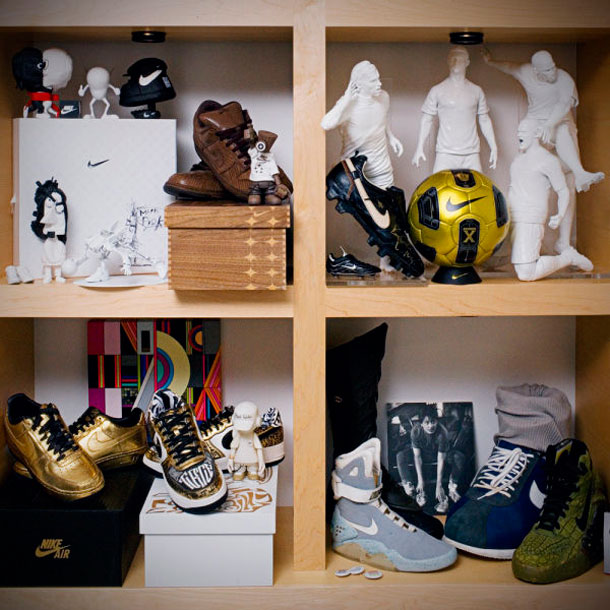 the unreal office of nike ceo mark parker 33 The Phenomenal Office Of The Worlds Most Creative CEO