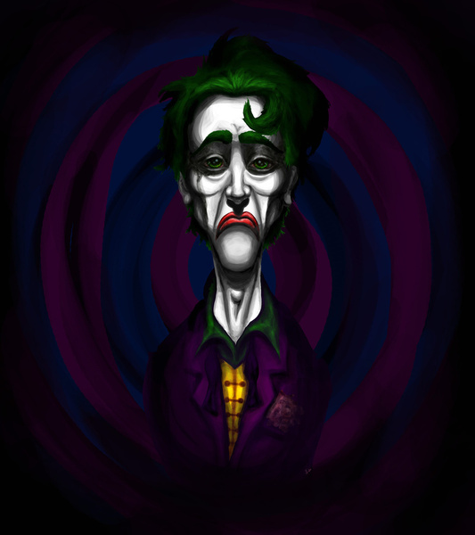 277137 2453414 lz1 Why So Serious: 30 Incredible Joker Illustrations