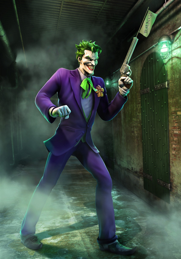 3a4c477022ccf9f9af3206f67182b0ca1 Why So Serious: 30 Incredible Joker Illustrations
