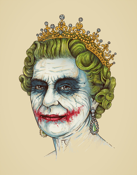 668991 12809111 lz1 Why So Serious: 30 Incredible Joker Illustrations