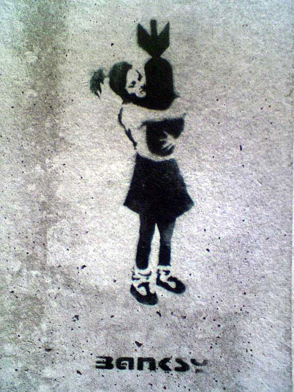 Bomb Hugger