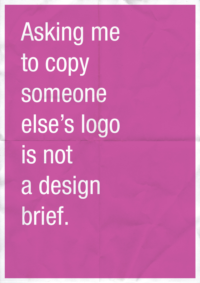 brief Confessions of a Designer by Anneke Short