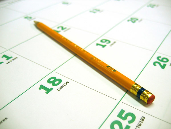 calendar Make Money through Freelancing and Manage Your Debts