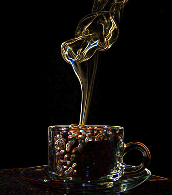 coffee break l1 45 Visionary Examples of Creative Photography #10
