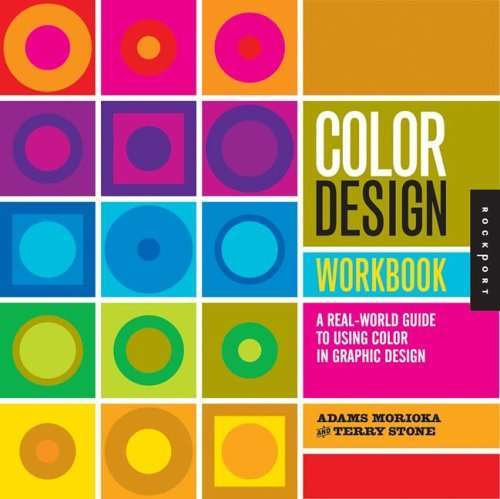 Color Graphic Design: Top 40 Book Recommendations For Designers