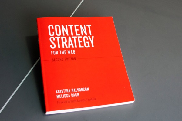 Cover of Content Strategy for the Web
