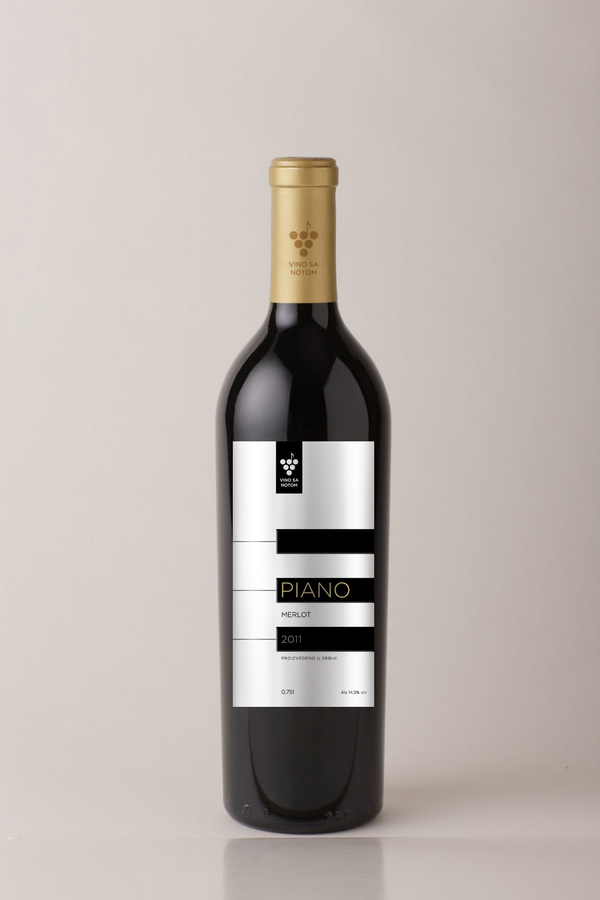 40 Creative Wine Label Designs Inspirationfeed Part 4