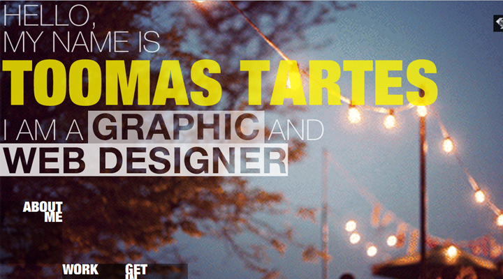 grid website design 41 35 Inspirational Grid Based Website Designs