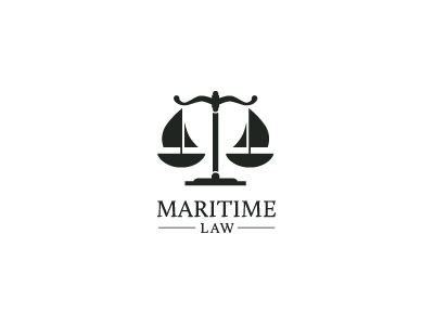 maritime law1 30 Inspirational Lawyer and Law Logo Designs