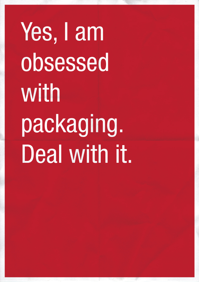 packaging Confessions of a Designer by Anneke Short
