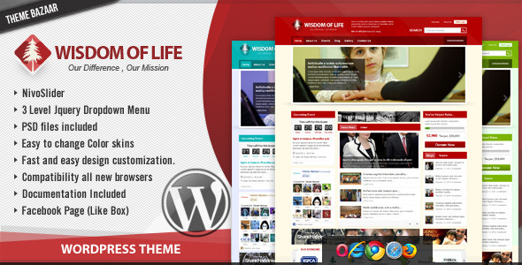 01 mainthumbnail   large preview1 30 Charity, Non Profit and Donation Wordpress Themes