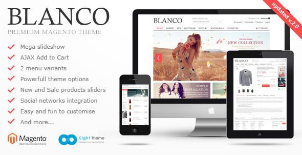 01 previewimage   large preview1 40 Elite e Commerce Magento Templates