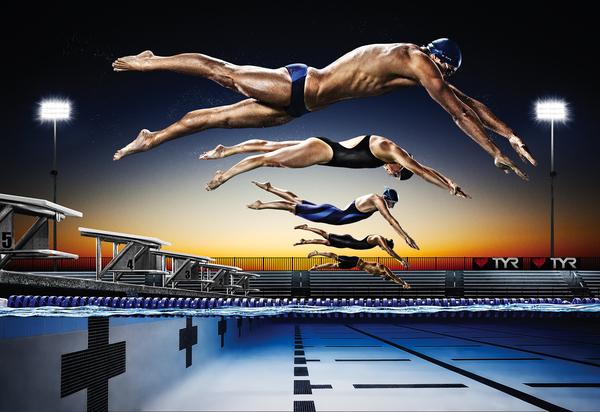 1462581269320077 30 Phenomenal Sport Advertising Photos by Tim Tadder