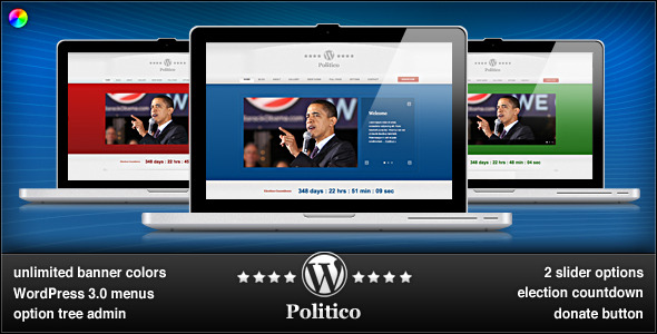 WordPress Politico