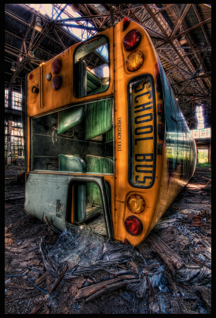 Urbex Lesson Reworked by Scallop Holden