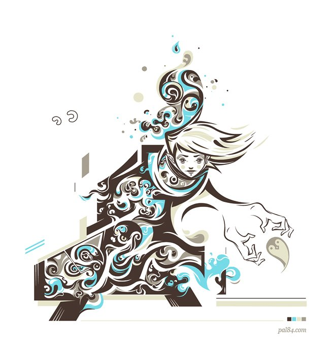 311073 312113465485490 123408515 n 25 Distinctive Vector Illustrations by PÁL