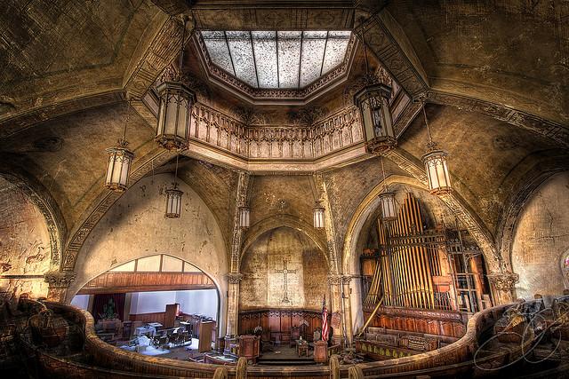 House of the Spirits by Shane Gorski