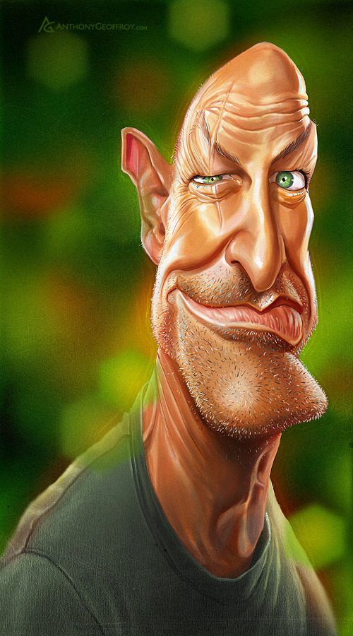 John Locke from LOST