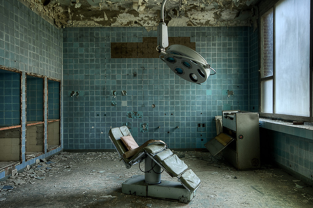 71 40 Chilling Photographs of Urban Decay