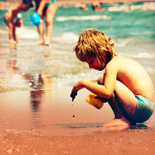 Summer Heat by M-a-e-e