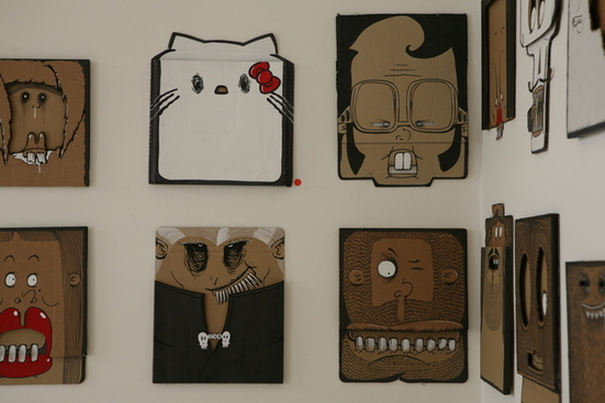 992071243545393 100 Cardboard Project by Berni Valenta