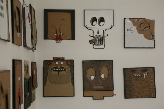 992071243545504 100 Cardboard Project by Berni Valenta