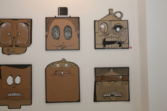 992071243546739 100 Cardboard Project by Berni Valenta