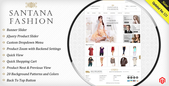 a   large preview1 40 Elite e Commerce Magento Templates