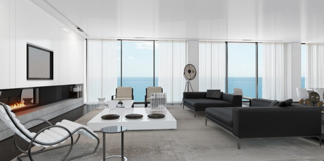 andopenthouse5 665x332 Spectacular Sea View Penthouse in Tel Aviv