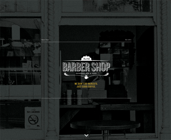 barber1 40 Fresh Web Designs For Your Inspiration